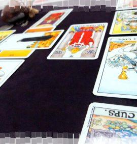 Waite Tarot Major Arcana Minor Arcana Divination Course 20181206