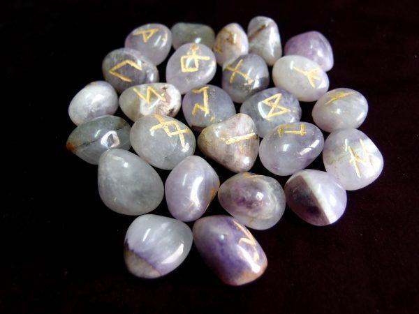 Amethyst Runes 01