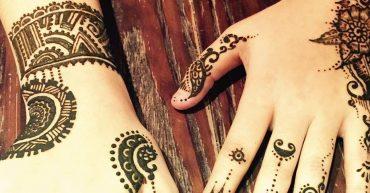 20160706 Henna Tattoo