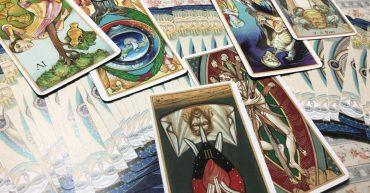 20161207 Learning Tarot Divination