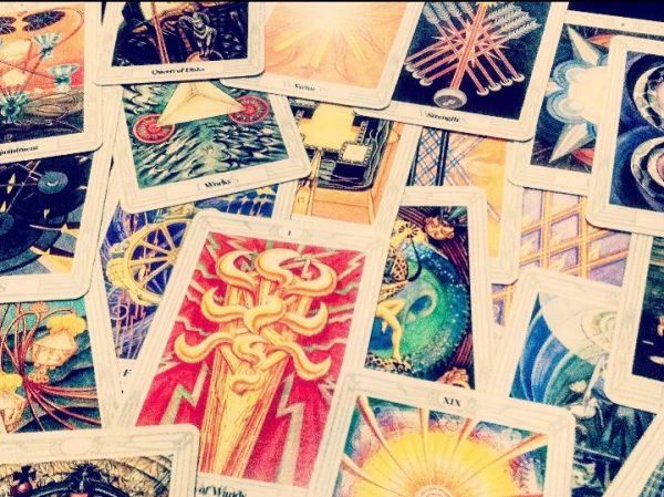 Thoth Tarot Course 20200609