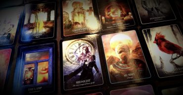 20201016 halloween divination SCRYING by Tarot