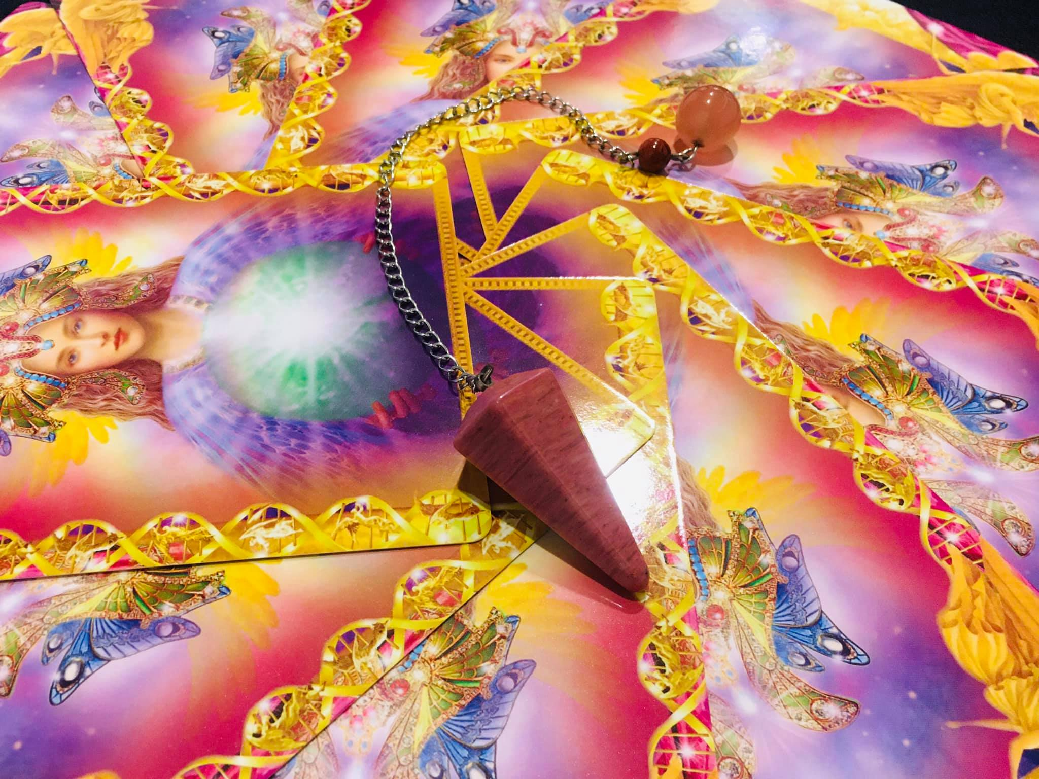 20210502 Shanti Pendulum Energy Blancing Healing for Improving Your Life