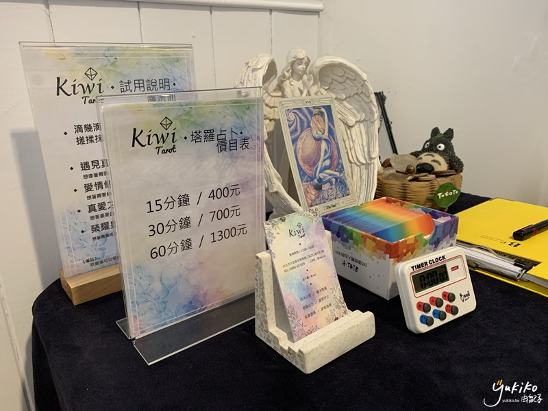 2021050207 Taipei Daan Kiwi Tarot Divination