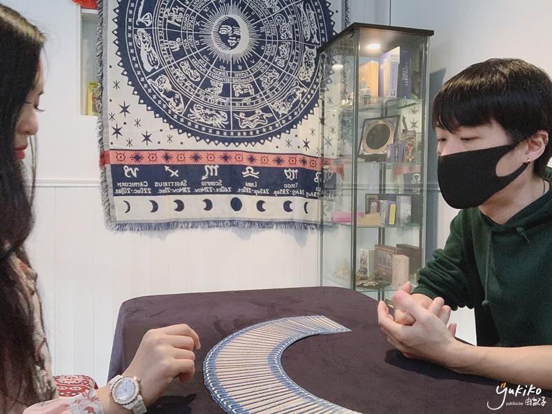2021050209 Taipei Kiwi Tarot Divination by yukiko