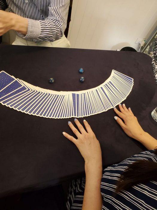 2021050904 Taipei Kiwi Tarot Taipei Daan Divination Taipei Tarot Luc Tarot