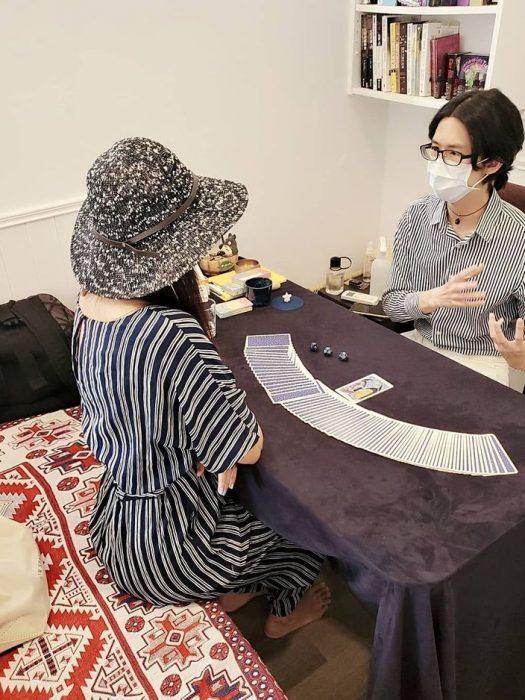 2021050909 Divination Taipei Tarot by Rita