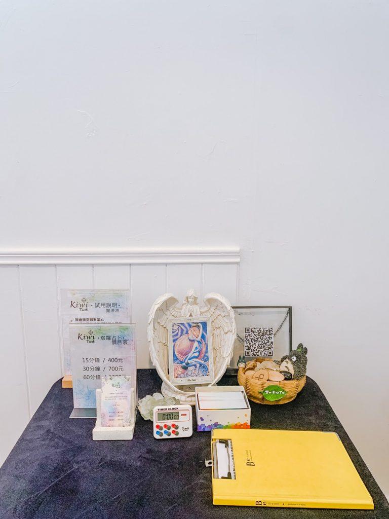 2021052909 Taipei Tarot Kiwi