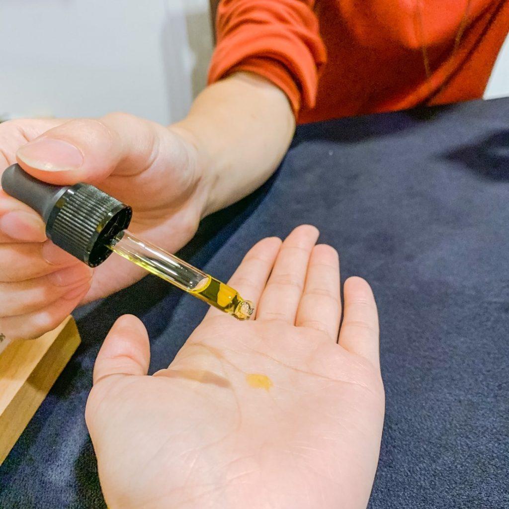 2021052916 Kiwi Tarot Love Magic oil