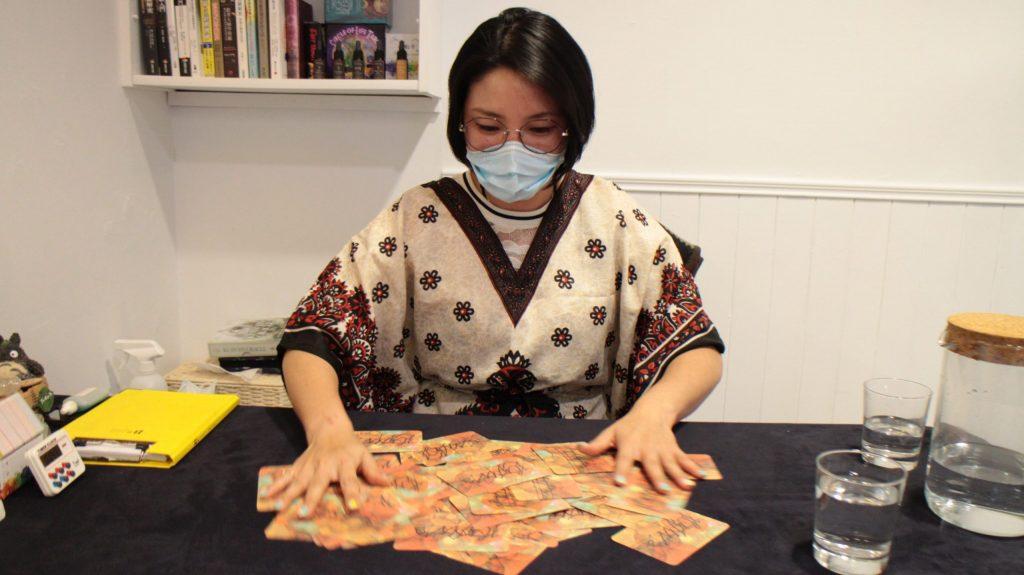 2021060608 Taipei Kiwi Tarot Daan Divination Taipei Tarot Viola Tarot