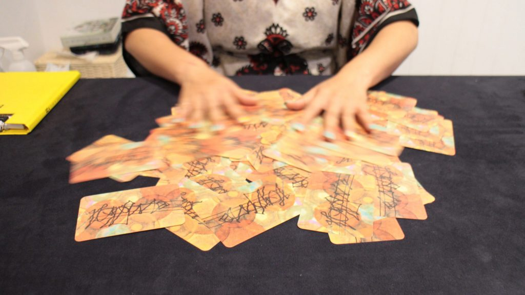 2021060609 Kiwi Tarot Daan Divination Viola Tarot