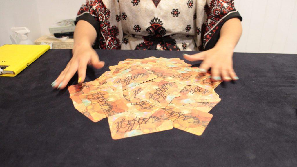 2021060610 Kiwi Tarot Daan Divination Viola Tarot