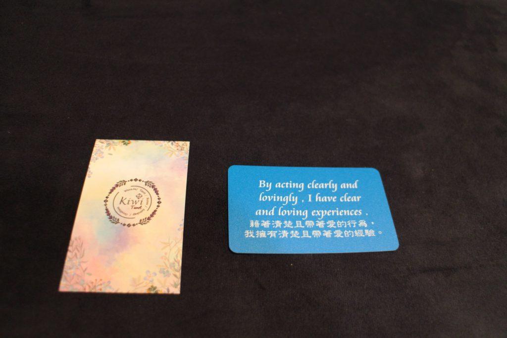 2021060615 Taipei Kiwi Tarot Viola Tarot by Rainbow cards