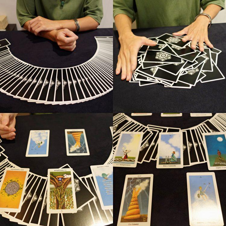 2021080115 Taipei Tarot Kiwi Tarot