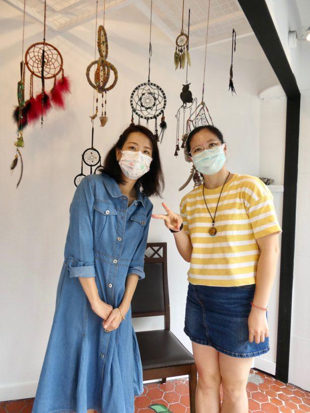 2021080334 Taipei Kiwi Tarot Michelle by Jessica