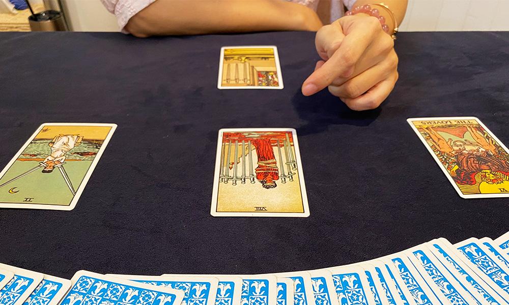 2021081821 Taipei Tarot Kiwi Tarot Michelle Tarot