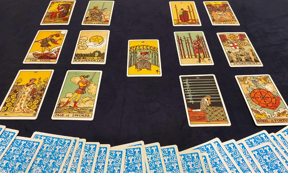 2021081827 Taipei Tarot Kiwi Tarot Michelle Tarot