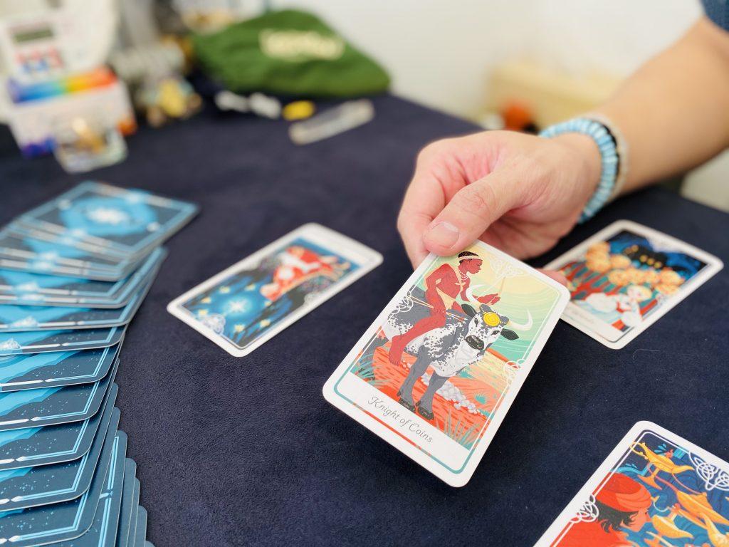 2021092115 Taipei Kiwi Tarot Lant Tarot by Allen