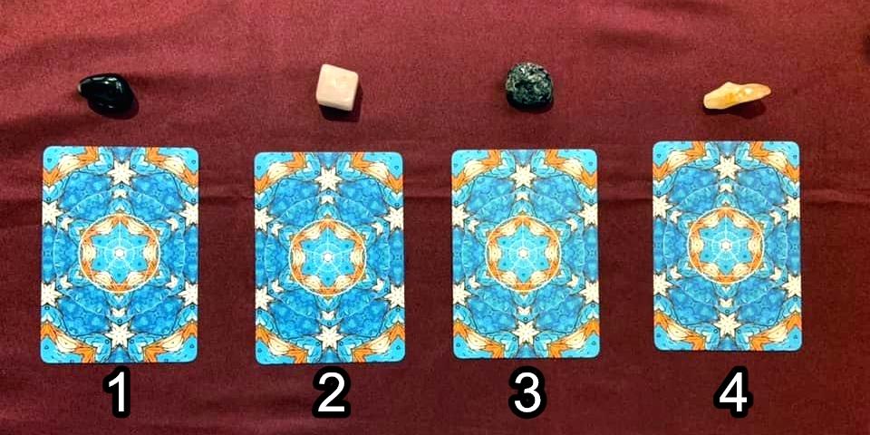 20210922 Tarot divination by Joy91